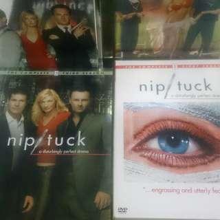Nip Tuck Season 1-4
