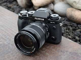 Fujifilm XT1 with Lens & Charger