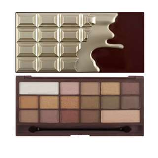 Golden Bar - Chocolate Bar Eyeshadow Palette