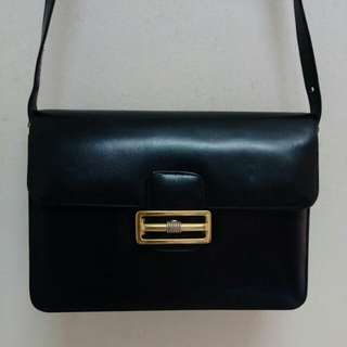 Vintage Classic Genuine Leather 2 Way Bag