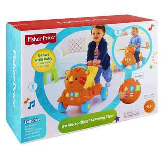 Fisher-Price: Stride-to-Ride Learning Tiger