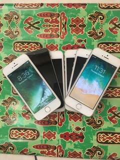 iphone 5s 32gb lancar jaya no minus ex inter jepang