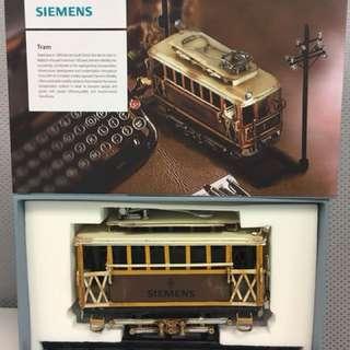 Siemens Tram model Limited edition