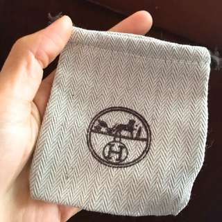 hermes 布袋收納袋