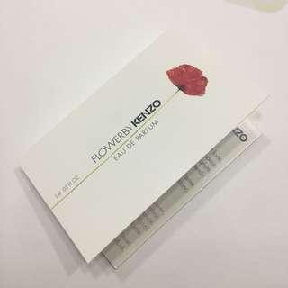 Kenzo flower perfume (tester size)