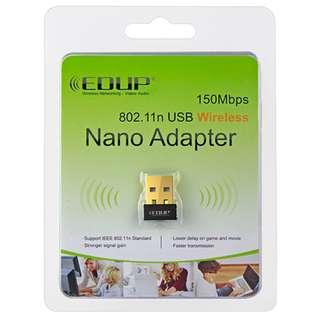 Mini Wireless Wifi Adapter EP-N8553 for Laptop, Desktop, IPTV box 150m USB迷你wifi 無線網卡 S1802