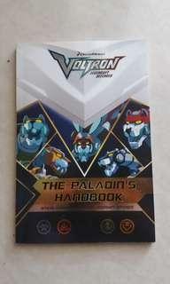 Voltron: The Paladin's Handbook