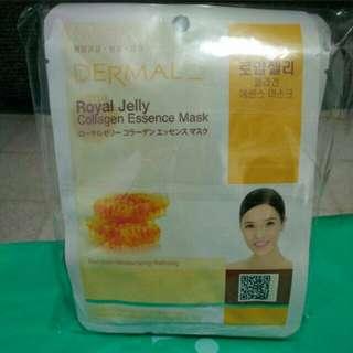 Dermal Facial Collagen Essence Mask