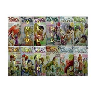 Witch Comics Magazines