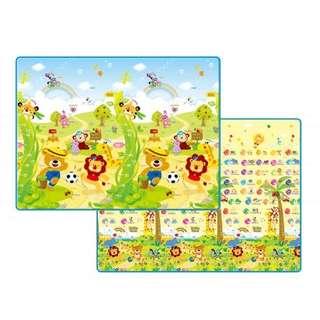 Parklon Playmat - Dual sided 200cm x 150cm x 1cm