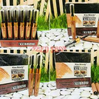 EYEBROW MASCARA / MASKARA & ALIS KISS BEAUTY WATREPROOF