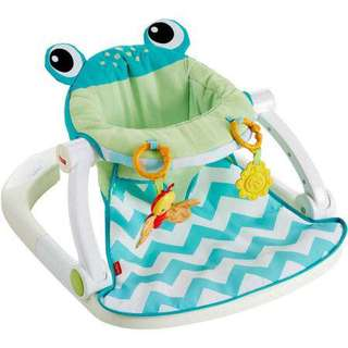 Baby Frog Chair