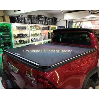 Toyota Hilux Revo Carryboy Soft Lid Cover