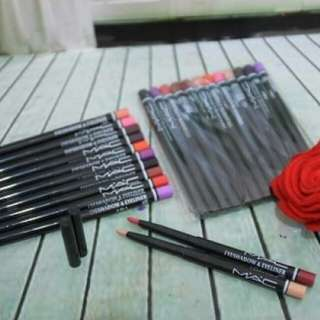 EYELINER MAC PENCIL / PENSIL PUTAR WARNA WARNI WATERPROOF