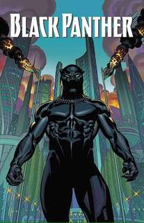 Black Panther A Nation Under Our Feet Book