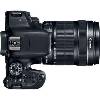 CANON EOS 800D 18-135mm kit
