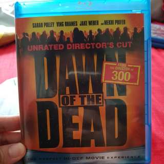 Used dawn of the dead