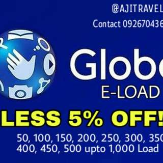 Discounted Globe Smart Load