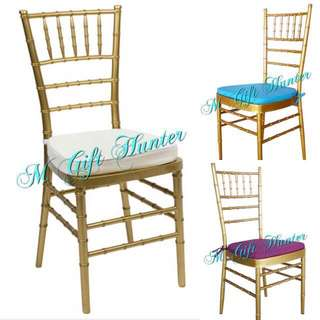 Rental Of Tiffany chairs