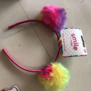 Smiggle BN hairband