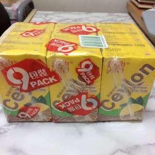 9包裝錫蘭檸檬茶