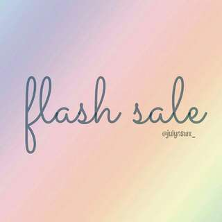 FLASH SALE - URGENTLY CLEARING