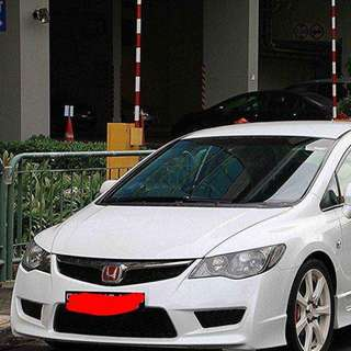 Honda Civic Type R 2.0M 2008 6speed