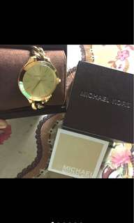 Authentic Michael Korrs watch