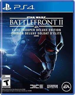 STAR wars battlefront 2 Deluxe Edition (New)(Limited Edition)