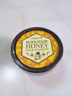 Skinfood black sugar honey wash off mask