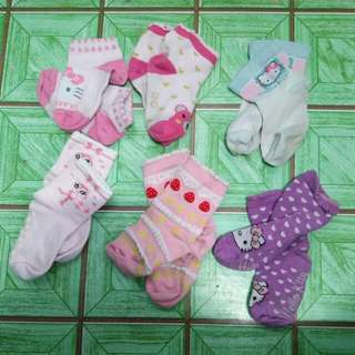 BABIES SOCKS (from HK!!!)