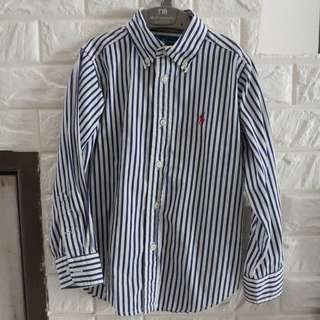 Authentic Ralph Lauren Boy Shirt