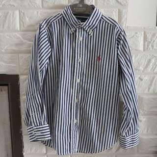 Authentic Ralph Lauren Boy Shirt
