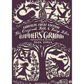 Complete First Edition Of The Brothers Grimm