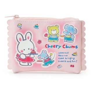 Japan Sanrio Cheery Chums Pocket Tissue Pouch