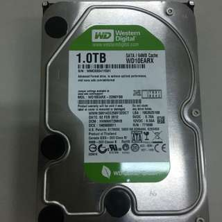 1tb western digital caviar green