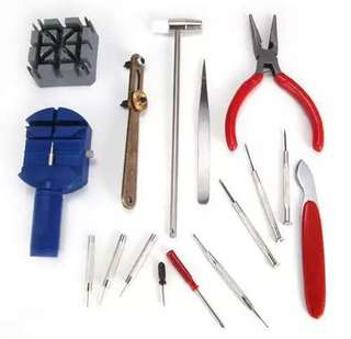 16 in 1 Watch Repair Tool Kit