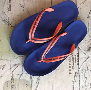 Marc Jacobs slippers slip in