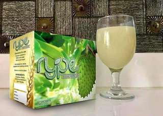 Rype Guyabano with Barley(Rype Juice) All Naturals