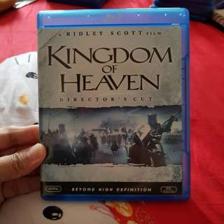 Used Kingdom of Heaven Bluray