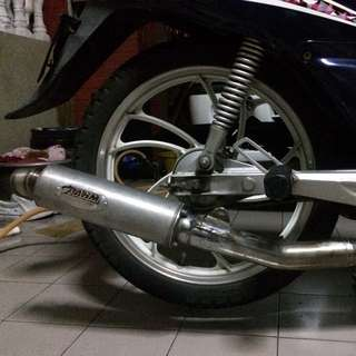 Exhaust AHM