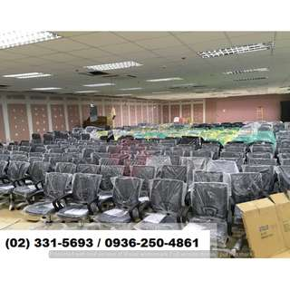 clerical-mesh chairs with armrest.office partition