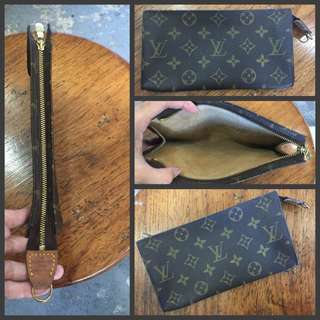Louis Vuitton Pochette Monogram for Bucket GM