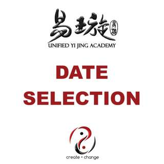Date Selection Video Program