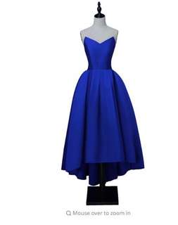 Fadistee Blue Cocktail Dress