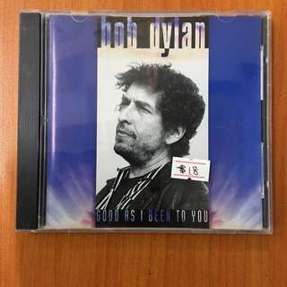 Bob Dylan GOOD AS I BEEN TO YOU USA Columbia CD