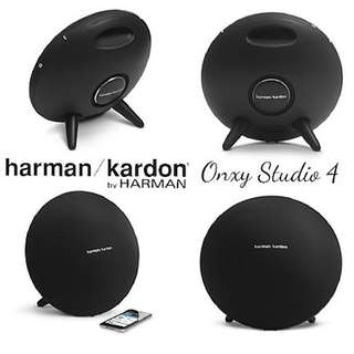 Harman Kardon Onyx Studio 4 Black / Local 1 Year Warranty! / Ready Stock