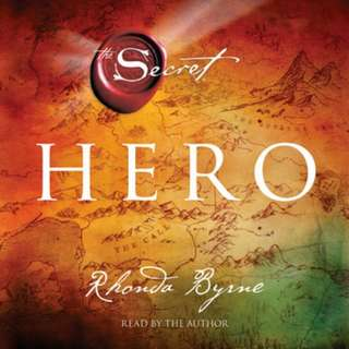 AUDIOBOOK - Hero by Rhonda Byrne