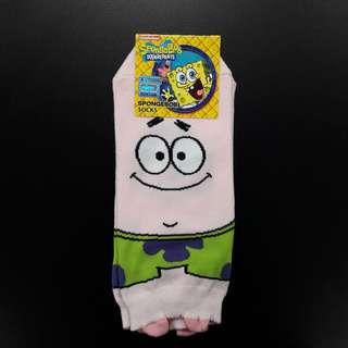 Cute Korean socks - Spongebob series - Patrick