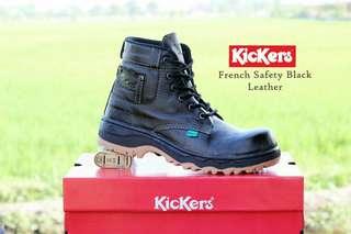 Kicker safety